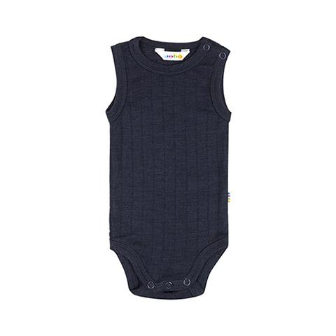 Kategoribillede til body i uld/silke uden ærmer