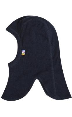 Elefanthue uld marineblå