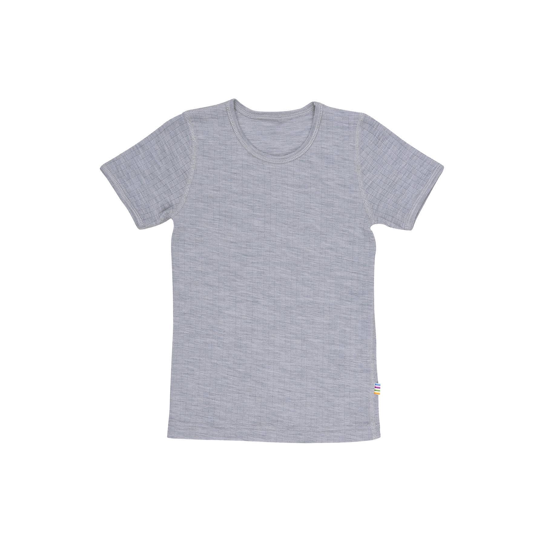 Joha T shirt til barn Uld Grå