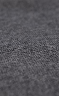 Elefanthue uld med windbreaker på ører - mørkegrå - Melton