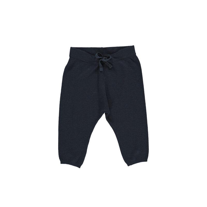 MarMar bukser med snørre. Mørkeblå.