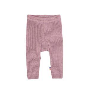 Uld bukser i rosa uld fra Joha
