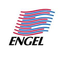 Engel logo. Børnetøj i økologisk uld.