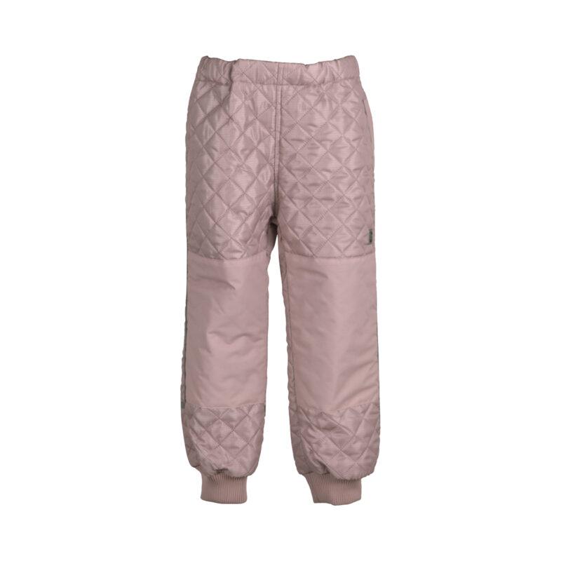 Mikk-Line termobukser i rosa.
